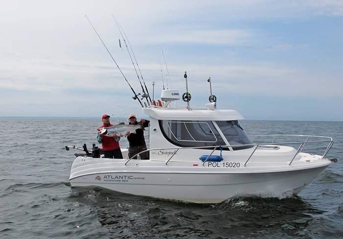 Рыбалка в открытом море в Кабардинке